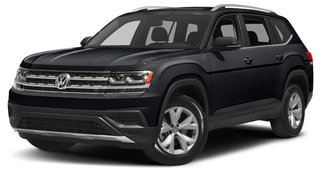 New 2019 Volkswagen Atlas 3.6 FSI Execline