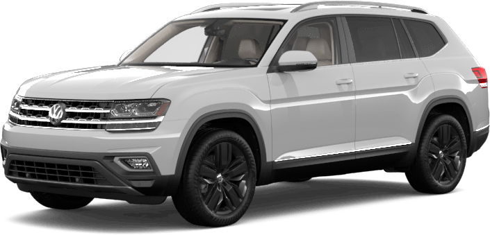 New 2019 Volkswagen Atlas 3.6 FSI Highline