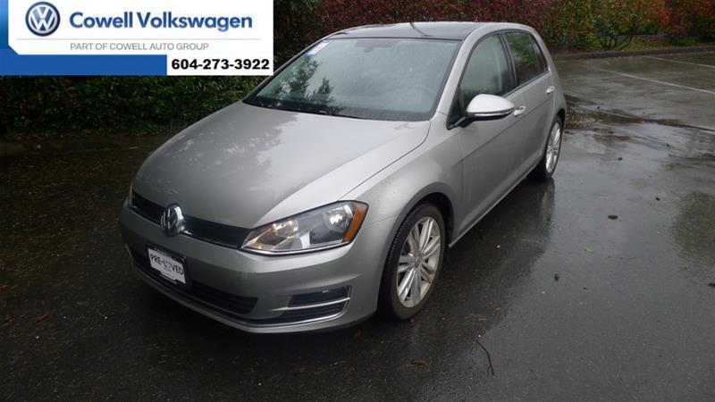 Pre-Owned 2015 Volkswagen Golf 1.8 TSI Highline