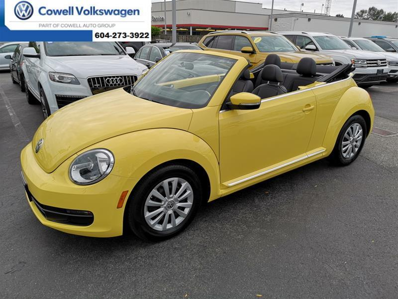 Pre-Owned 2015 Volkswagen The Beetle 1.8 TSI Trendline+