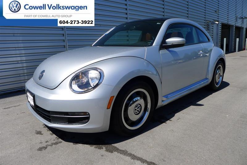 Pre-Owned 2015 Volkswagen The Beetle 1.8 TSI Classic