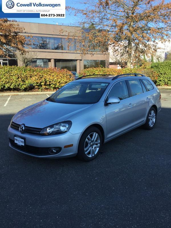 Pre-Owned 2011 Volkswagen Golf 2.0 TDI Highline