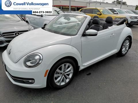 Pre-Owned 2015 Volkswagen The Beetle 1.8 TSI Comfortline