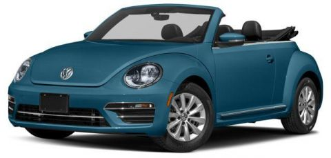 New 2018 Volkswagen Beetle 2.0 TSI Coast