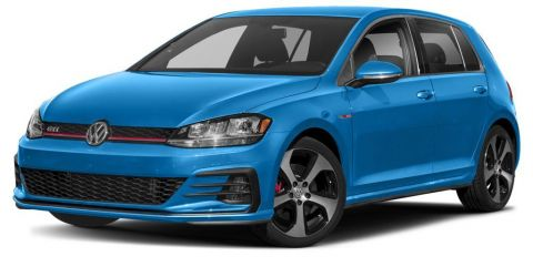 New 2019 Volkswagen Golf GTI 5-Door Rabbit