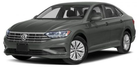 New 2019 Volkswagen Jetta 1.4 TSI Highline
