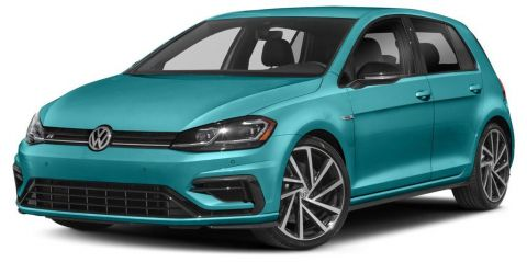 New 2019 Volkswagen Golf R 2.0 TSI